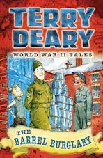 World War II Tales: The Barrel Burglary cover