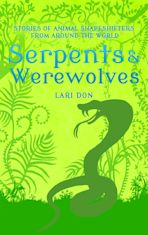 Serpents and Werewolves cover