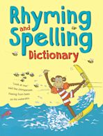 Rhyming and Spelling Dictionary cover
