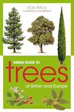 Green Guide to Trees Of Britain And Europe cover