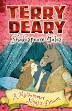 Shakespeare Tales: A Midsummer Night's Dream cover