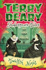 Shakespeare Tales: Twelfth Night cover