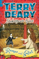 Shakespeare Tales: Romeo and Juliet cover