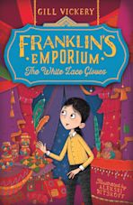 Franklin's Emporium: The White Lace Gloves cover