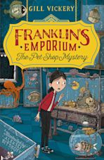 Franklin's Emporium: The Pet Shop Mystery cover
