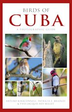 Photographic Guide to the Birds of Cuba cover