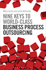 Nine Keys to World-Class Business Process Outsourcing cover