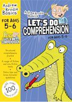 Let's do Comprehension 5-6 cover