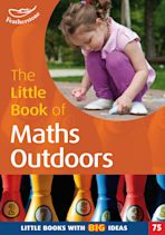 The Little Book of Maths Outdoors cover