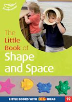 The Little Book of Shape and Space cover