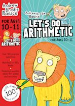 Let's do Arithmetic 10-11 cover