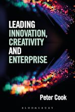 Leading Innovation, Creativity and Enterprise cover