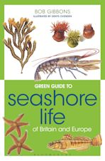 Green Guide to Seashore Life Of Britain And Europe cover