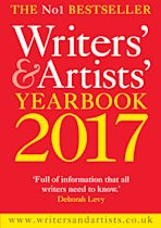 Writers' & Artists' Yearbook 2017 cover