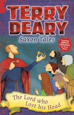 Saxon Tales: The Lord who Lost his Head cover