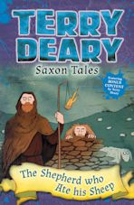 Saxon Tales: The Shepherd Who Ate His Sheep cover
