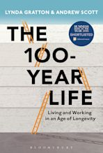 The 100-Year Life cover