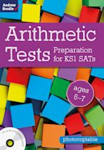Arithmetic Tests for ages 6-7 cover