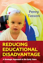 Reducing Educational Disadvantage: A Strategic Approach in the Early Years cover