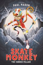 Skate Monkey: The Cursed Village cover