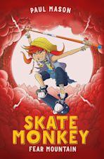 Skate Monkey: Fear Mountain cover