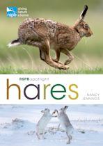 RSPB Spotlight Hares cover