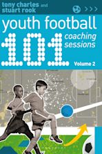 101 Youth Football Coaching Sessions Volume 2 cover