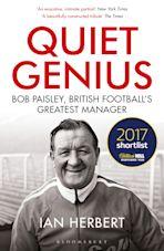 Quiet Genius cover