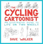 The Cycling Cartoonist cover