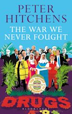 The War We Never Fought cover