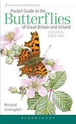 Pocket Guide to the Butterflies of Great Britain and Ireland cover