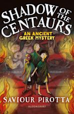 Shadow of the Centaurs: An Ancient Greek Mystery cover