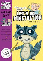 Let's do Punctuation 6-7 cover