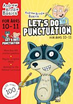 Let's do Punctuation 10-11 cover