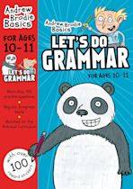Let's do Grammar 10-11 cover