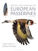 Moult and Ageing of European Passerines cover