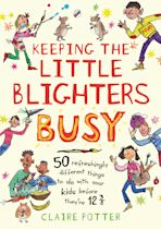 Keeping the Little Blighters Busy cover