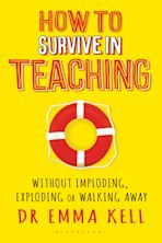 How to Survive in Teaching cover