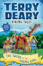 Viking Tales: The Sword of the Viking King cover
