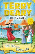 Viking Tales: The Eye of the Viking God cover