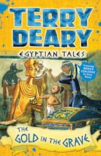 Egyptian Tales: The Gold in the Grave cover