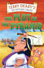 Egyptian Tales: The Plot on the Pyramid cover