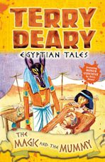 Egyptian Tales: The Magic and the Mummy cover