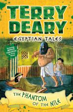 Egyptian Tales: The Phantom of the Nile cover