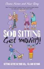 Sod Sitting, Get Moving! cover
