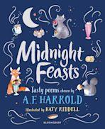 Midnight Feasts: Tasty poems chosen by A.F. Harrold cover