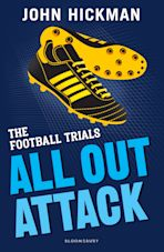 The Football Trials: All Out Attack cover