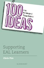 100 Ideas for Primary Teachers: Supporting EAL Learners cover