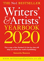 Writers' & Artists' Yearbook 2020 cover