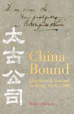 China Bound cover